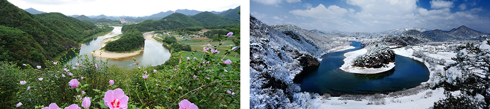 Climate of Gangwon-do