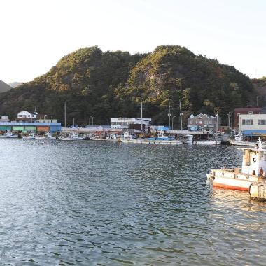 Geumjin Harbor